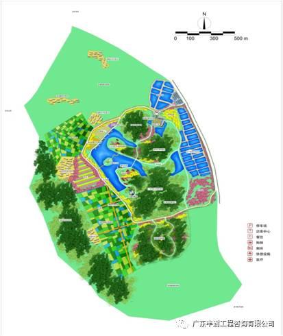 开平市(金鸡)现代农业创业创新示范基地规划