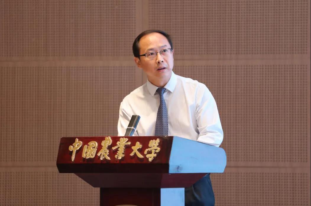 农业农村部市场与信息化司司长唐珂
